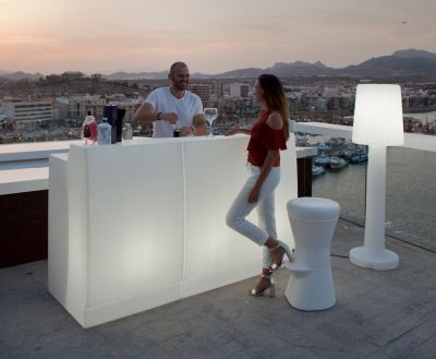 Barra Bar Sicilia 120 Light de New Garden