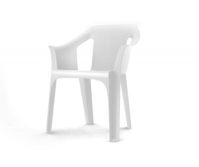 Sillon Cool Blanco
